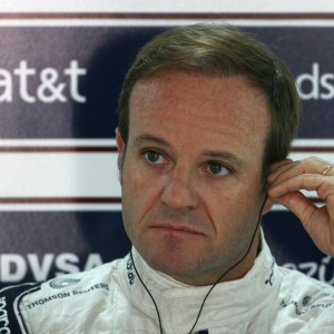 Formula One World Championship 2011, Round 17, India, Greater Noida, India, Friday 28 October 2011 - Rubens Barrichello (BRA), Williams F1 Team