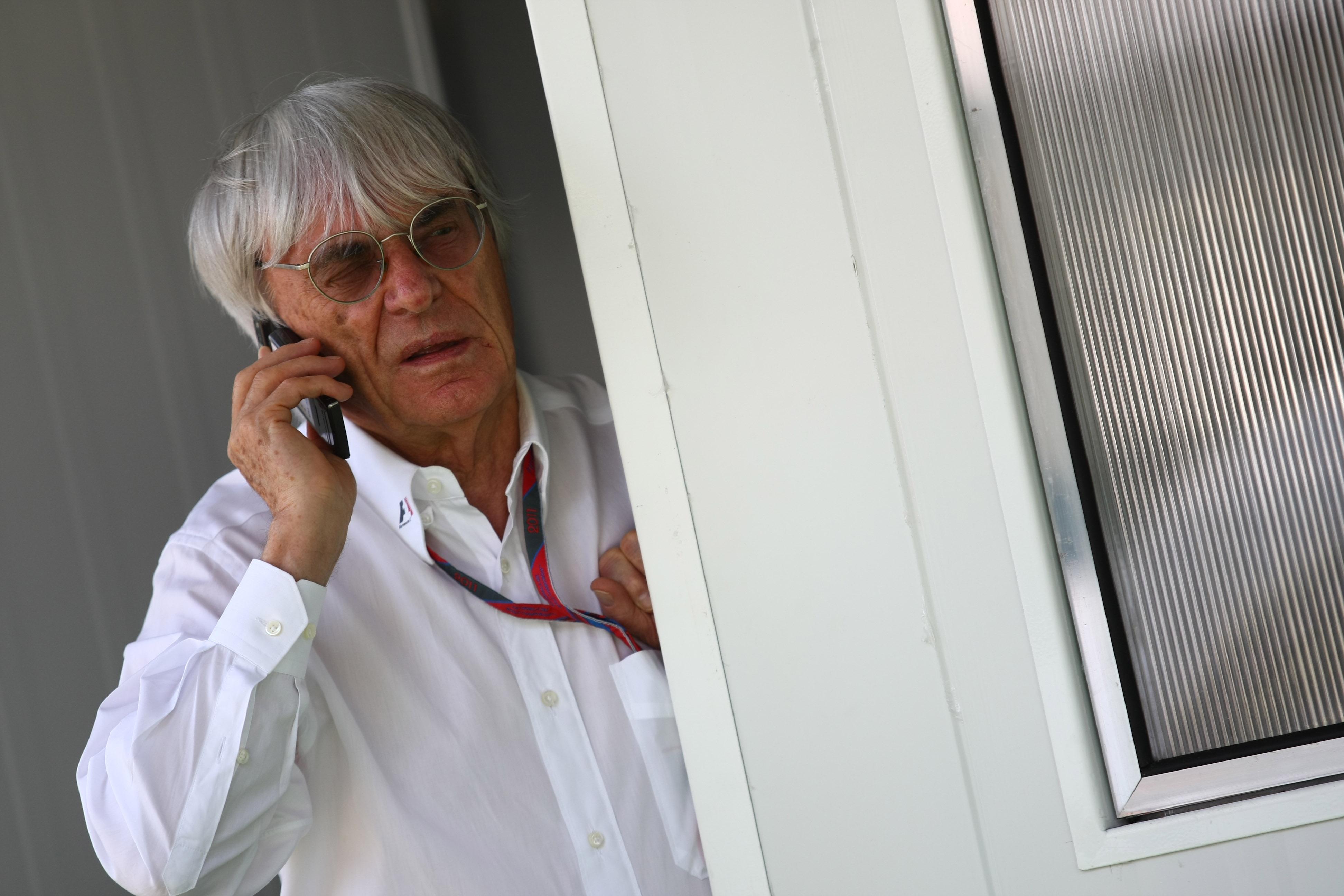 Vragenvuur: Bernie Ecclestone over GP Austin