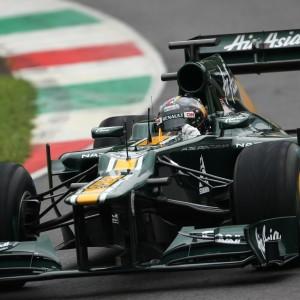 Formula One Testing, Mugello, Scarperia, Italy, Tuesday 1 May 2012 - Rodolfo Gonzalez (VEN), Caterham F1 Team