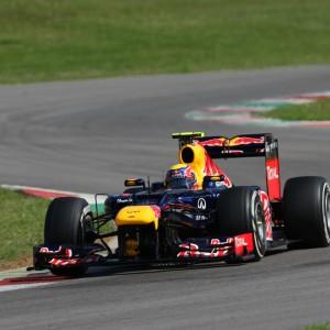 Formula One Testing, Mugello, Scarperia, Italy, Wednesday 2 May 2012 - Mark Webber (AUS), Red Bull Racing