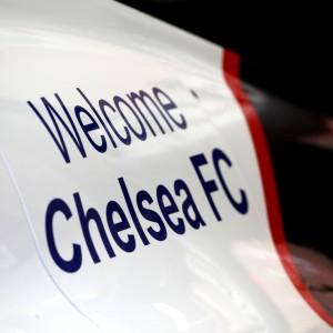 Formula One Testing, Mugello, Scarperia, Italy, Wednesday 2 May 2012 - Sauber F1 Team, Chelsea FC