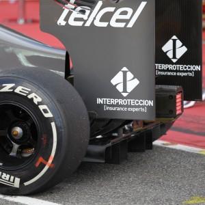 Formula One Testing, Mugello, Scarperia, Italy, Wednesday 2 May 2012 - Rear turning vane on the Sauber