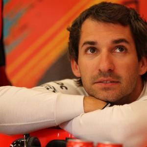 Formula One Testing, Mugello, Scarperia, Italy, Wednesday 2 May 2012 - Timo Glock (GER), Marussia F1 Team