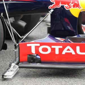 Formula One Testing, Mugello, Scarperia, Italy, Thursday 3 May 2012 - Sebastian Vettel (GER), Red Bull Racing with front wing aero device