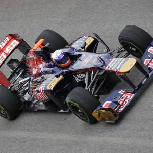 Formula One Testing, Mugello, Scarperia, Italy, Thursday 3 May 2012 - Daniel Ricciardo (AUS), Scuderia Toro Rosso