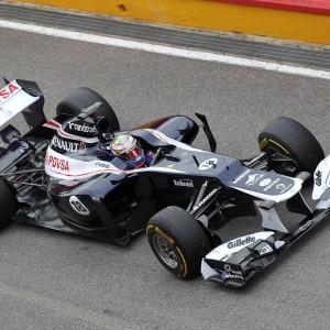 Formula One Testing, Mugello, Scarperia, Italy, Thursday 3 May 2012 - Pastor Maldonado (VEN), Williams F1 Team