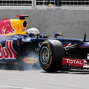 Formula One World Championship 2012, Round 7, Canadian Grand Prix, Montreal, Canada, Sunday 10 June 2012 - Sebastian Vettel (GER) Red Bull Racing RB8.