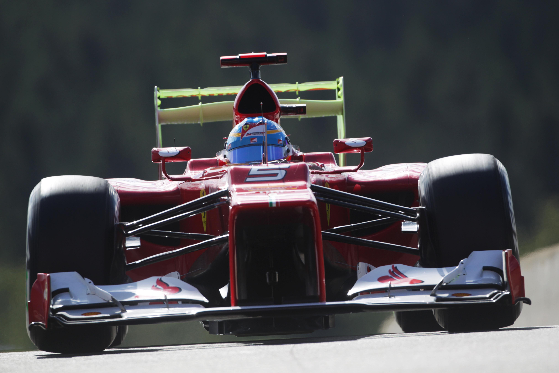 Alonso wil loopbaan bij Ferrari afsluiten