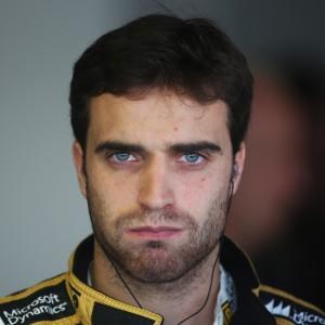 Formula One World Championship 2012, Round 13, Italian Grand Prix, Monza, Italy, Saturday 8 September 2012 - Jerome d'Ambrosio (BEL) Lotus F1 Team.