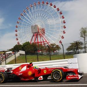 Formula One World Championship 2012, Round 15, Japanese Grand Prix, Suzuka, Japan, Saturday 6 October 2012 - Felipe Massa (BRA) Ferrari F2012.