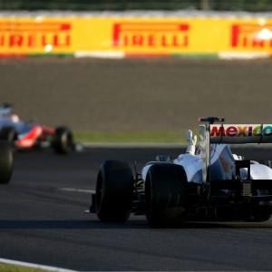 Formula One World Championship 2012, Round 15, Japanese Grand Prix, Suzuka, Japan, Sunday 7 October 2012 - Kamui Kobayashi (JAP), Sauber F1 Team