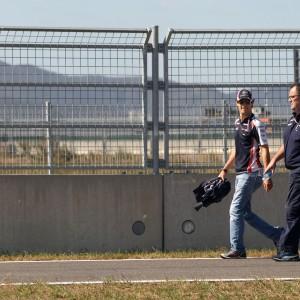 Formula One World Championship 2012, Round 16, Korean Grand Prix, Yeongam, South Korea, Thursday 11 October 2012 - Bruno Senna (BRE), Williams F1 Team