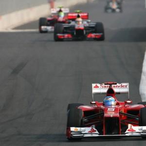 Formula One World Championship 2012, Round 16, Korean Grand Prix, Yeongam, South Korea, Sunday 14 October 2012 - Fernando Alonso (ESP), Scuderia Ferrari