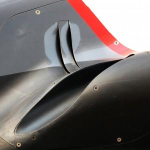 Formula One World Championship 2012, Round 17, Indian Grand Prix, New Delhi, India, Friday 26 October 2012 - Sauber C31 exhaust detail.