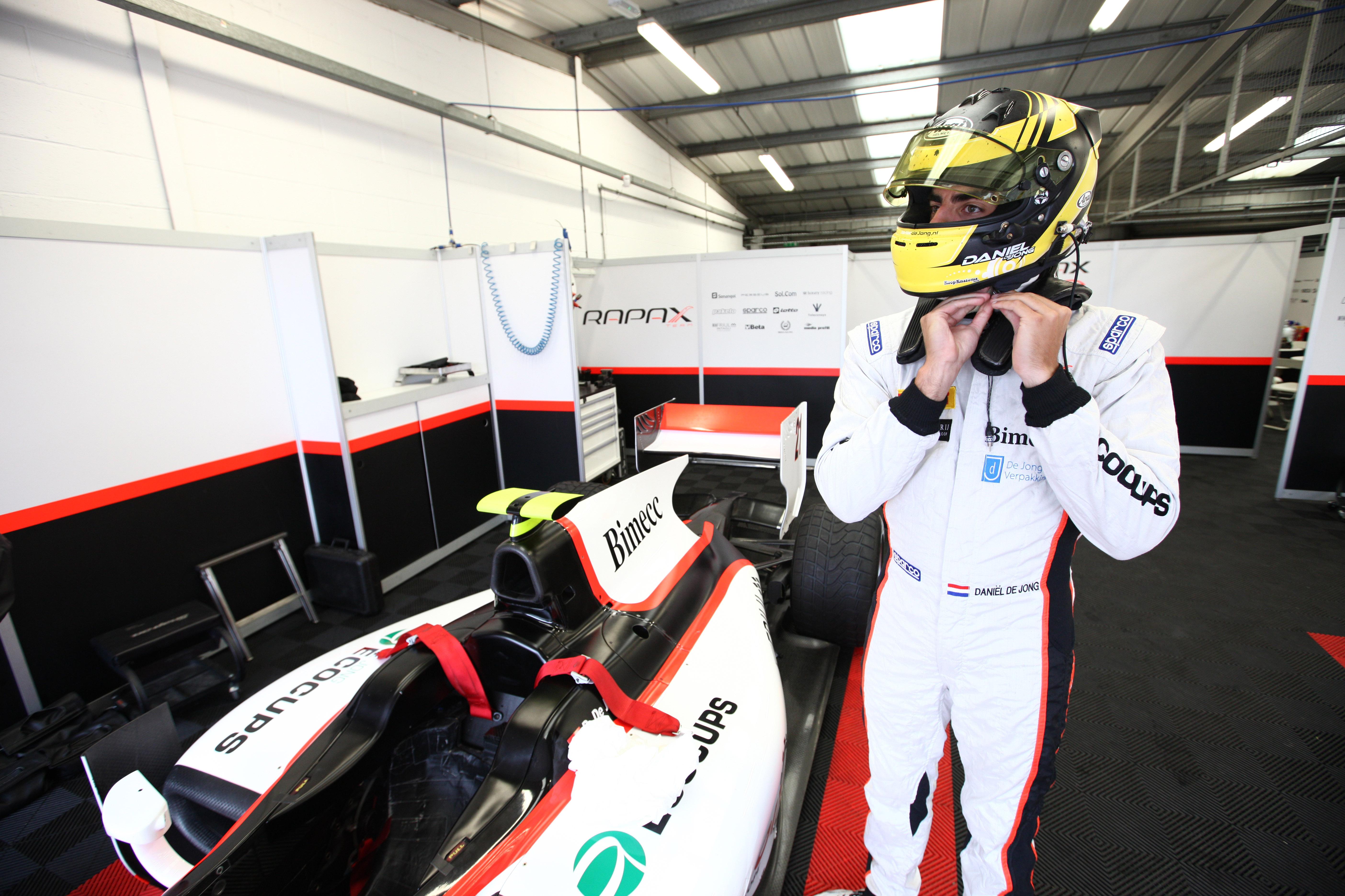 Nederlands MP Motorsport gaat meedoen aan GP2