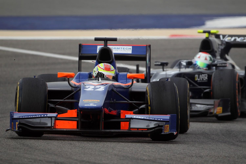 GP2: Lastig weekend voor Nederlanders
