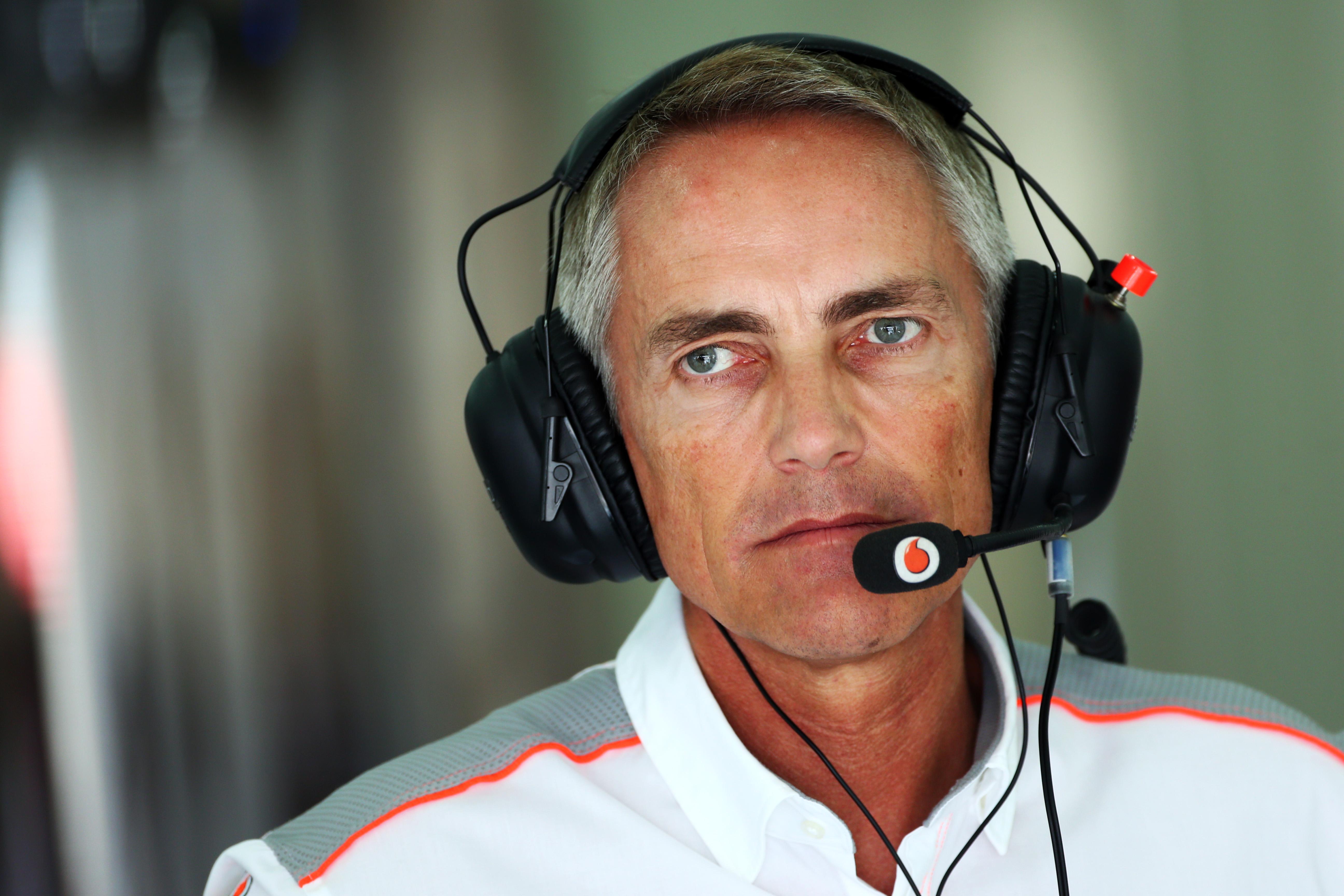 McLaren verlegt aandacht naar 2014