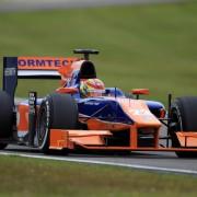 Frijns keert terug in GP2 bij Hilmer