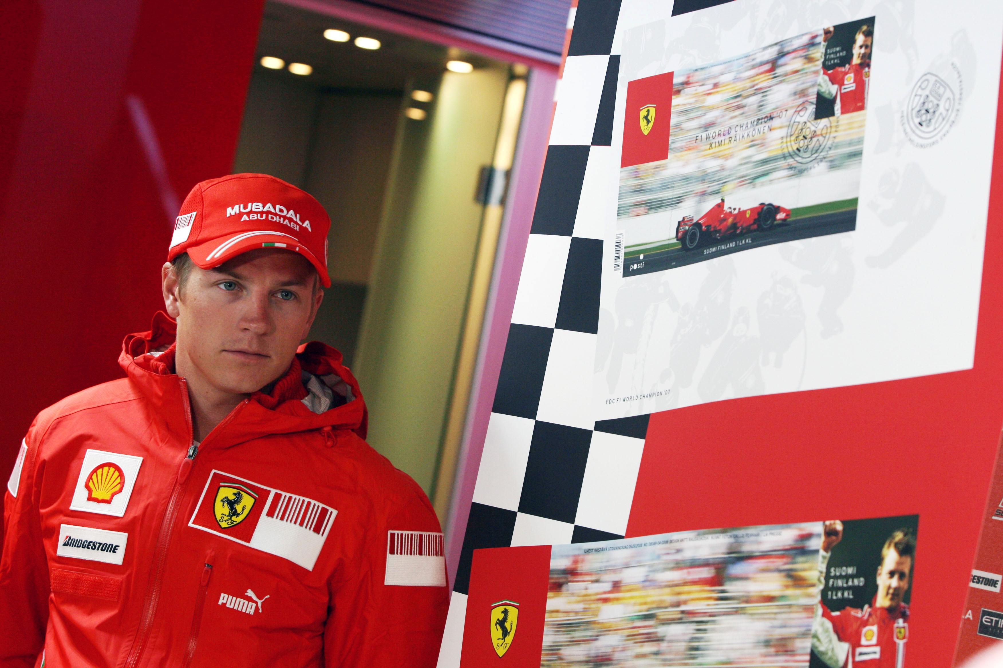 Räikkönen: 'Verheug me op terugkeer bij Ferrari'