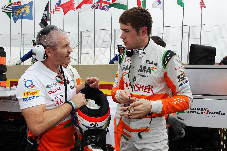 Mercedes biedt Di Resta weer onderdak in DTM