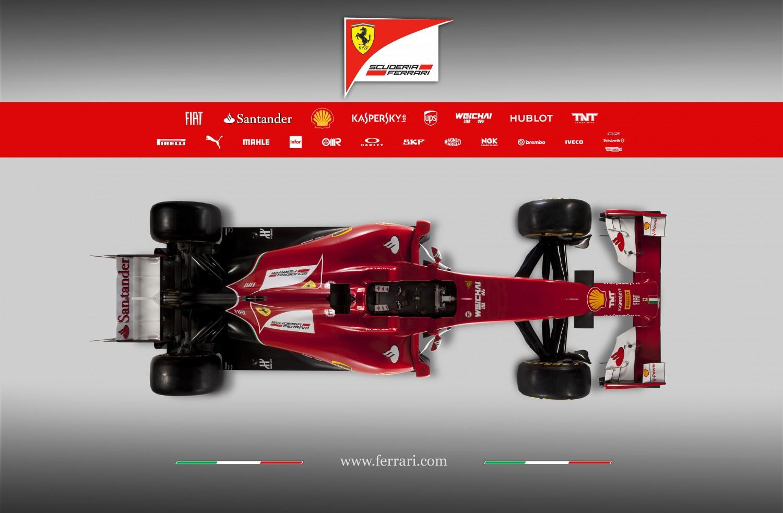 Ferrari F14 T-4