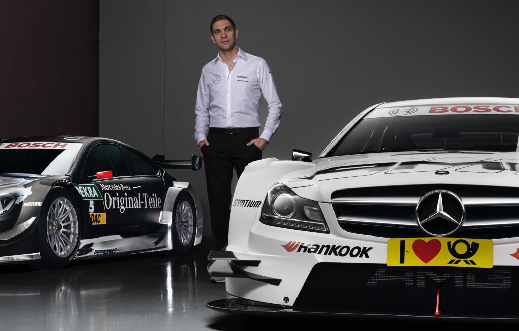 Petrov naar DTM met Mercedes
