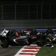 FIA legt Maldonado verdere straffen op