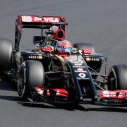 Prima dag Maldonado, frustratie bij Grosjean