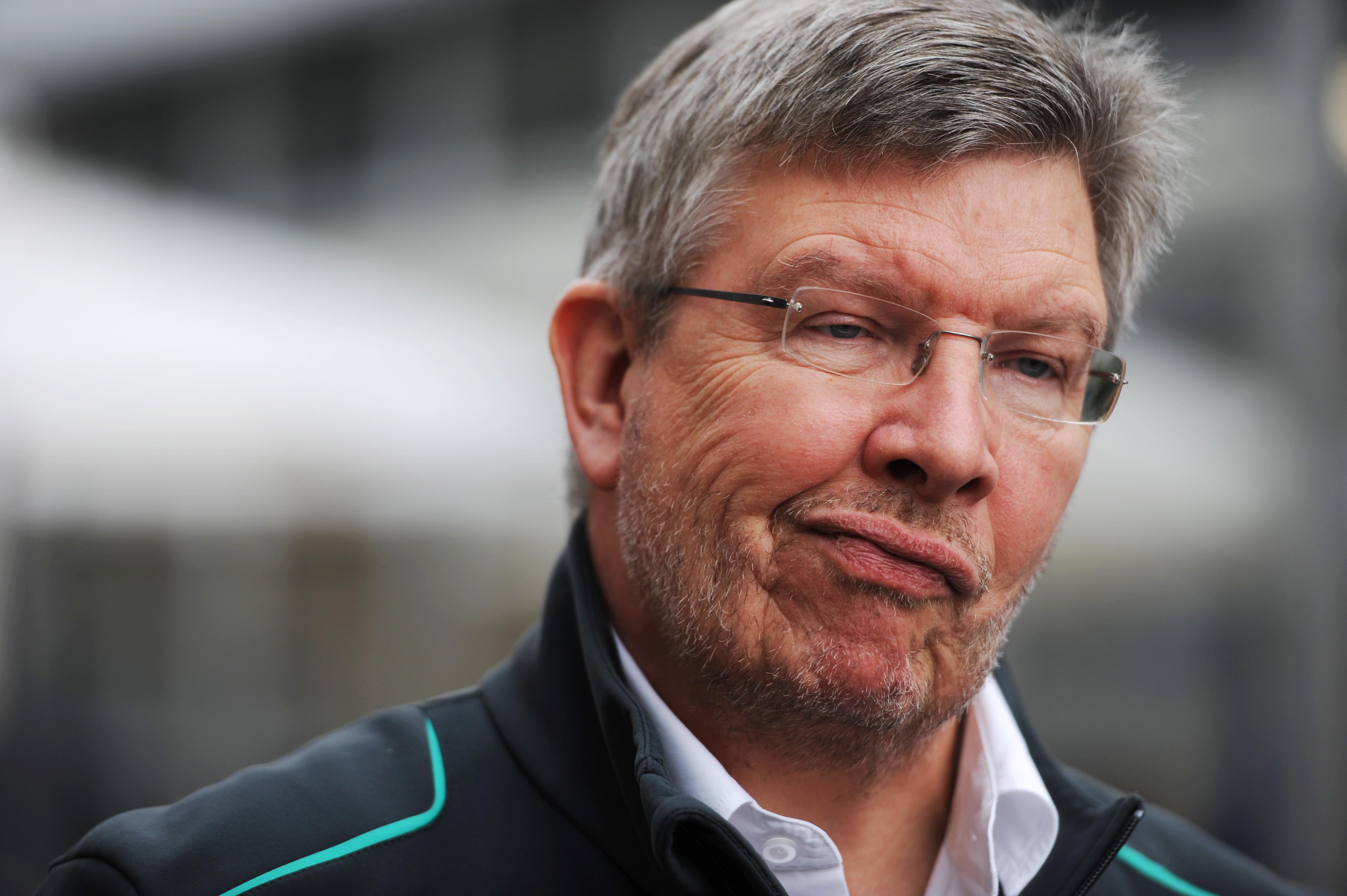 Brawn: 'Voer geen gesprekken met Ferrari'