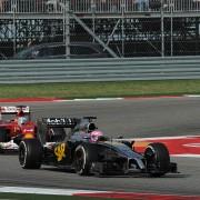 Button: 'Gevecht met Alonso enige hoogtepunt'
