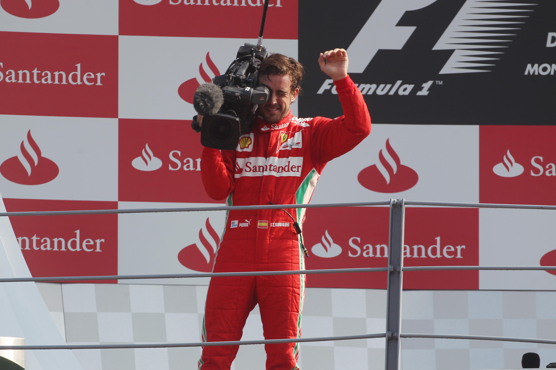 Formule 1 op televisie in 2015