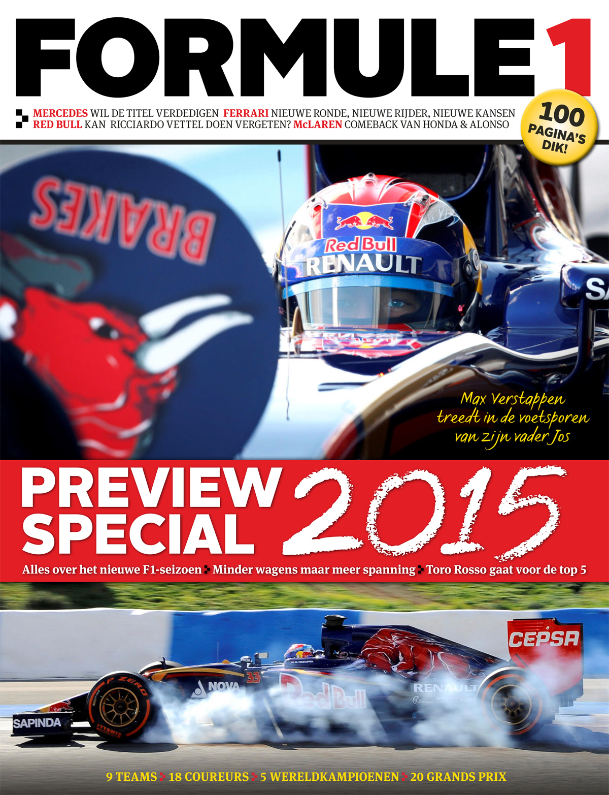 Preview Special 2015 is uit!