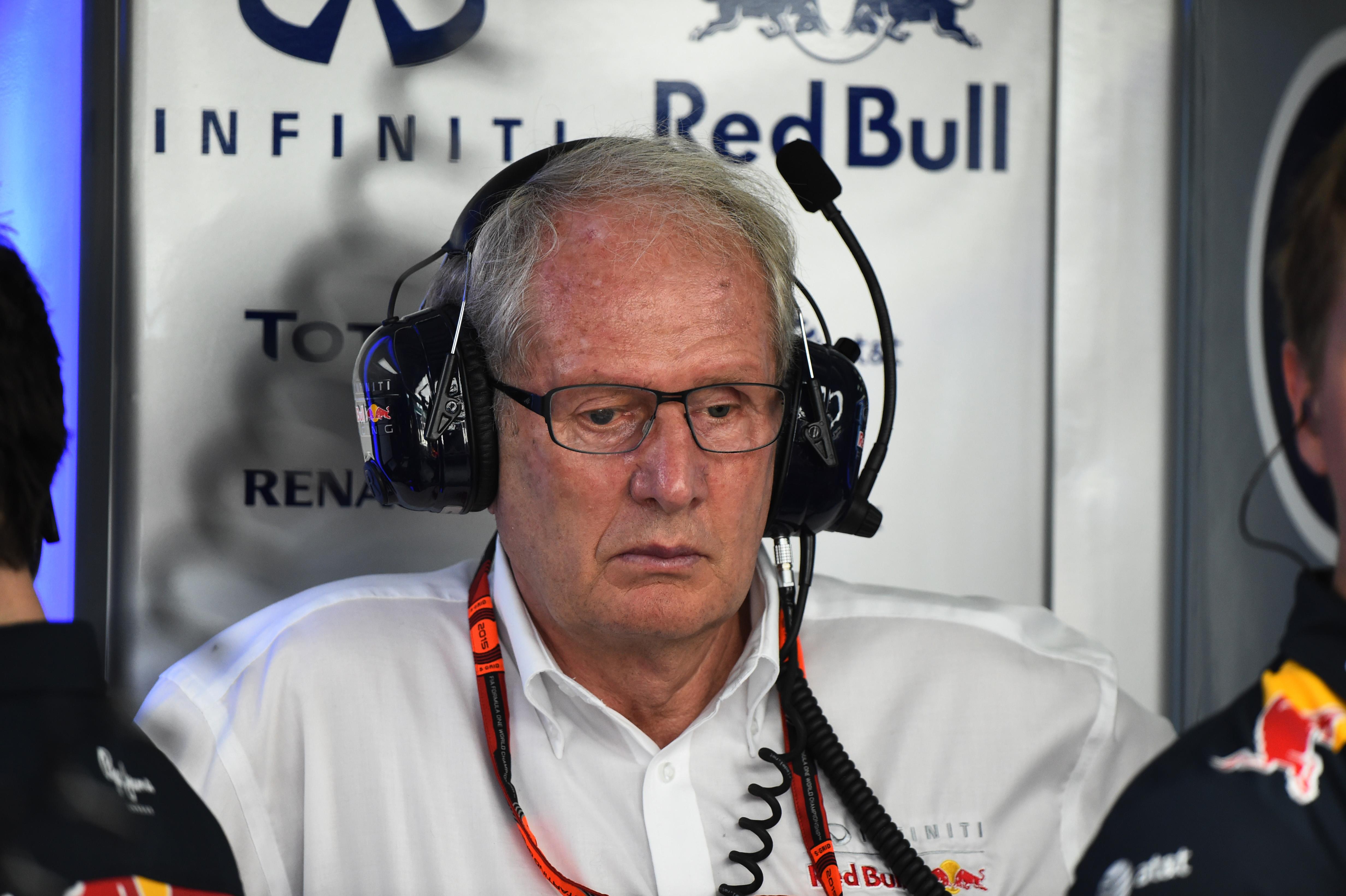 Marko: 'Audi erin, of Red Bull eruit'
