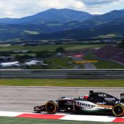 Force India opgetogen na dubbele puntenfinish
