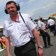McLaren: 'Top zes blijft doel voor tweede helft 2015'