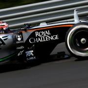 Force India strandt in Q2