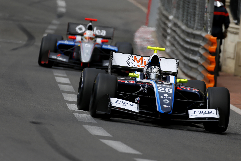 Van Buuren maakt GP2-debuut bij MP Motorsport