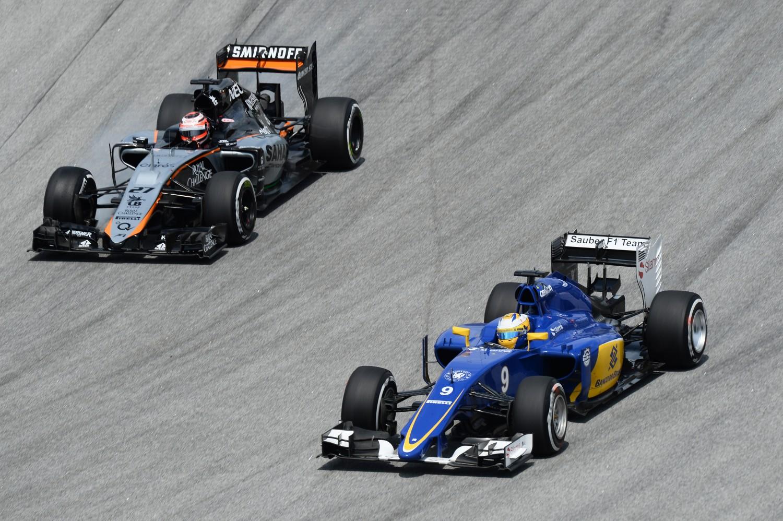 'Force India en Sauber klagen bij EU over F1'