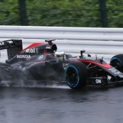 McLaren voert vooral checks uit