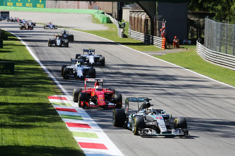 'GP op Monza staat toch weer op de tocht'