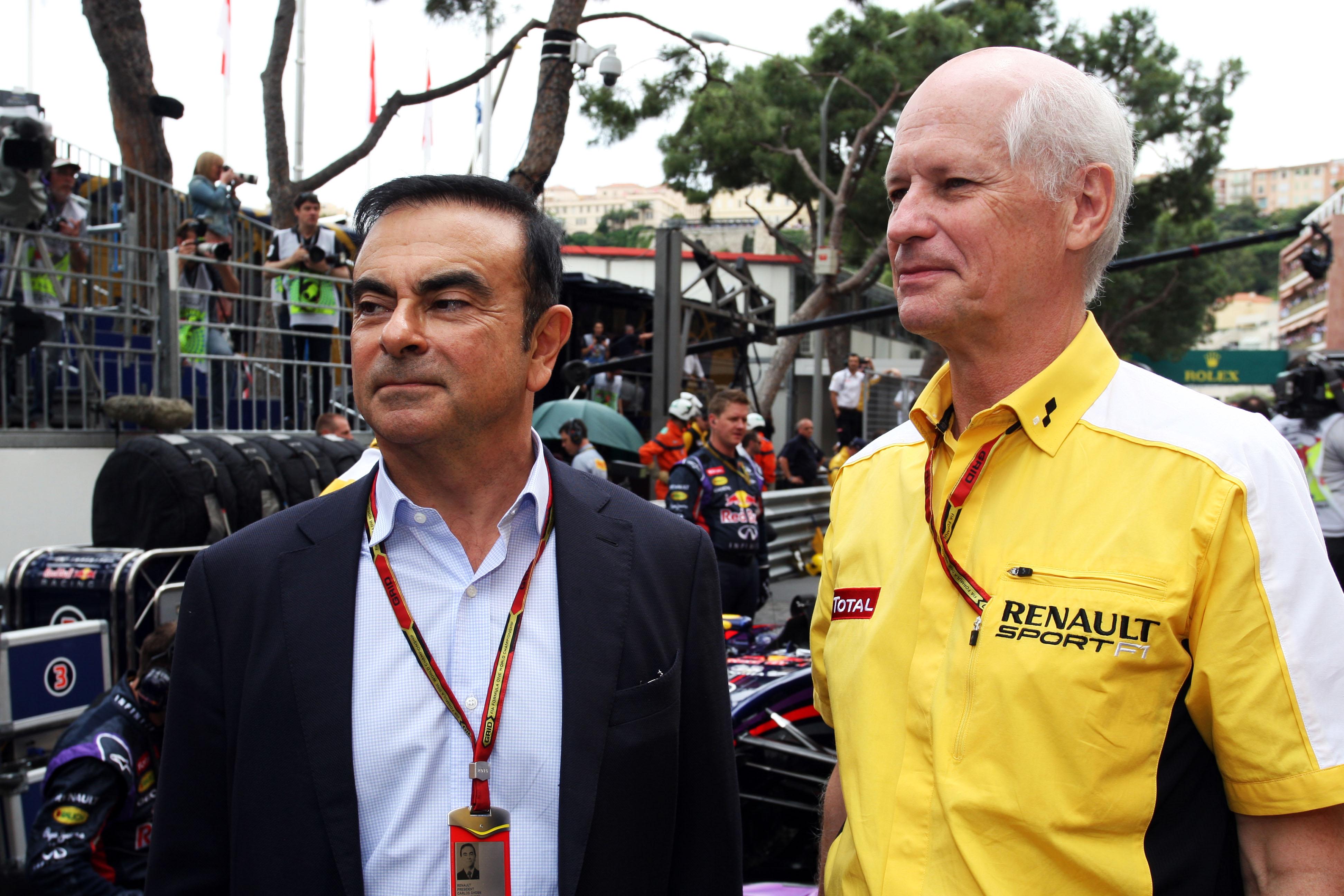 Renault: over drie jaar competitief
