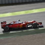 Barcelona dag 2: Vettel en Ferrari blijven bovenaan