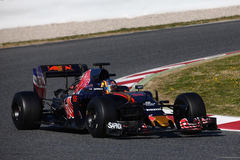 Sainz: 'Toro Rosso heeft goede basis gelegd tijdens tests'