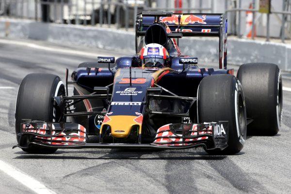 Formula One Testing, Barcelona, Circuit de Catalunya, Barcelona, Spain, Tuesday 17 May 2016 - Pierre Gasly (FRA), Scuderia Toro Rosso