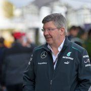 'Ross Brawn op weg naar Ferrari?'