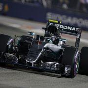 Kwalificatie: Rosberg blijft overtuigend de snelste
