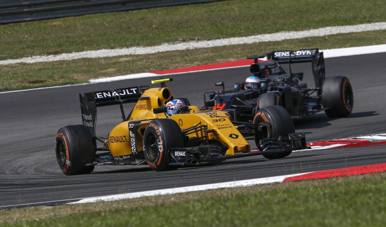 Palmer vestigt hoop op contractverlenging bij Renault