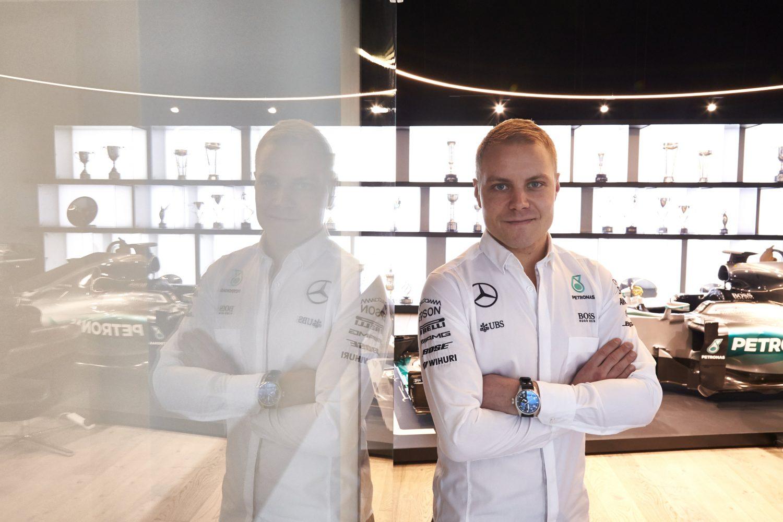Officieel: Bottas rijdt in 2017 voor Mercedes
