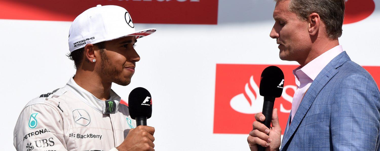Coulthard: 'Hamilton kan er zomaar mee stoppen'