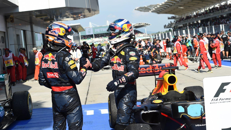 Ricciardo: 'Eventuele spanning met Max hoort erbij'